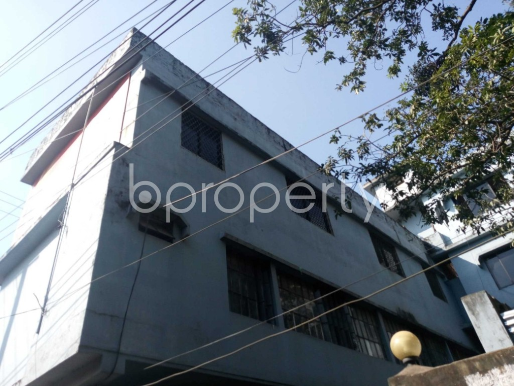 Front view - 3 Bed Apartment to Rent in Halishahar, Chattogram - 1935520