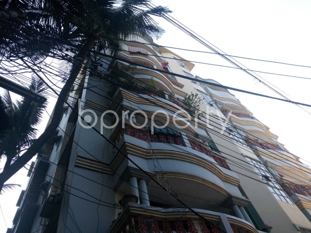 Front view - 3 Bed Apartment to Rent in Halishahar, Chattogram - 1935524