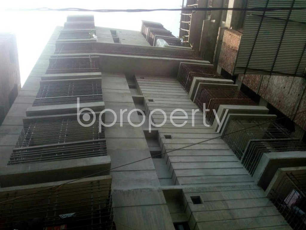 Front view - 2 Bed Apartment to Rent in Rampura, Dhaka - 1935548