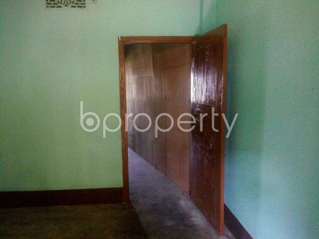 Bedroom - 1 Bed Apartment to Rent in 4 No Chandgaon Ward, Chattogram - 1935546