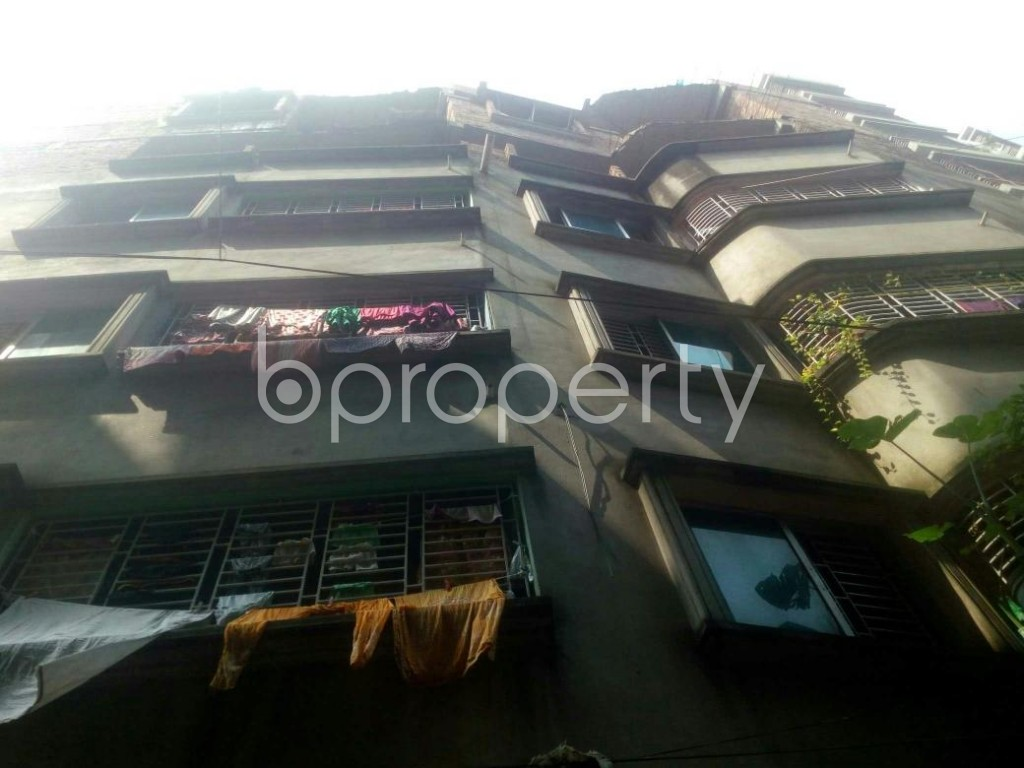 Front view - 2 Bed Apartment to Rent in Rampura, Dhaka - 1935567