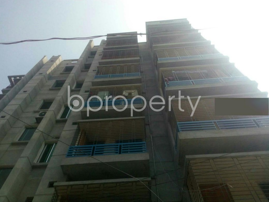 Front view - 2 Bed Apartment to Rent in Rampura, Dhaka - 1935581