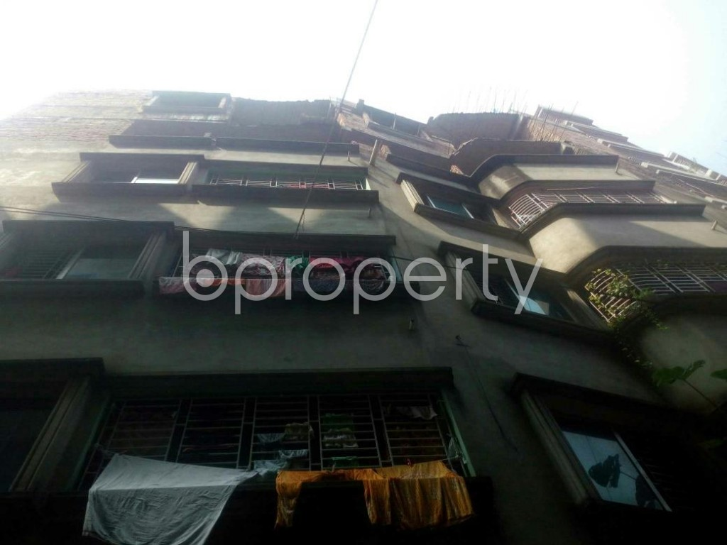 Front view - 2 Bed Apartment to Rent in Rampura, Dhaka - 1935584