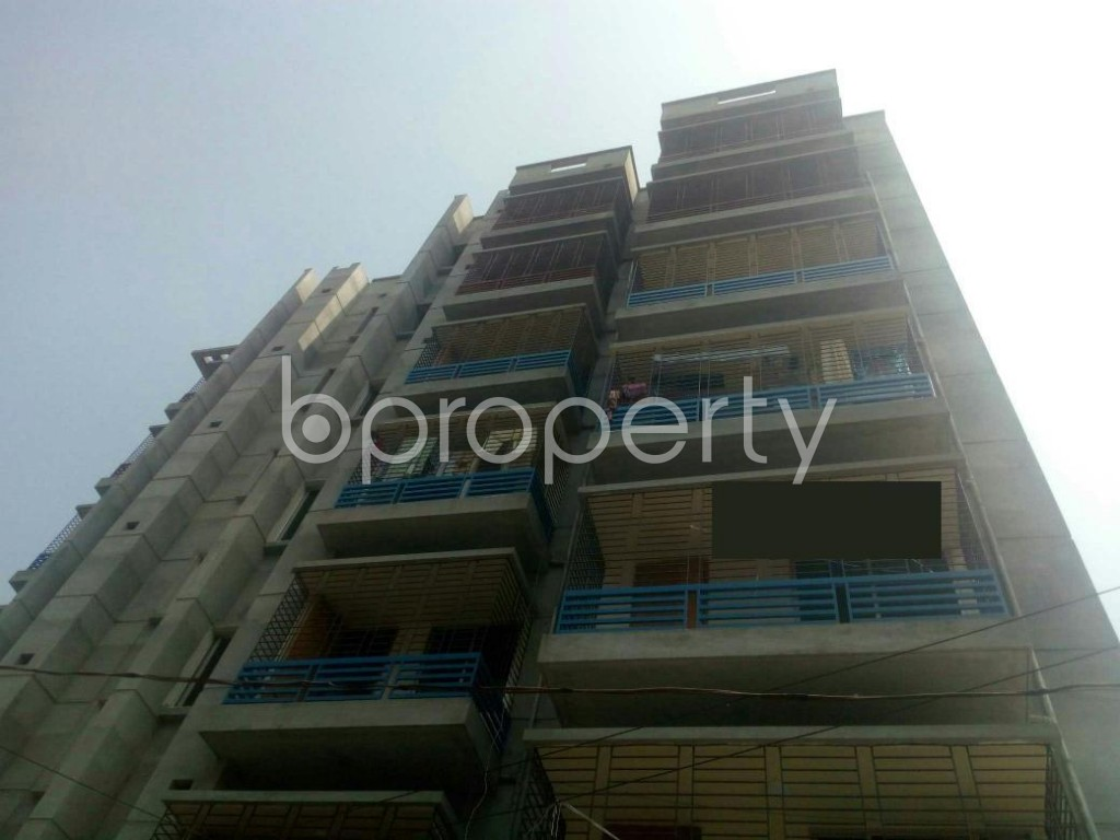 Front view - 2 Bed Apartment to Rent in Rampura, Dhaka - 1935589