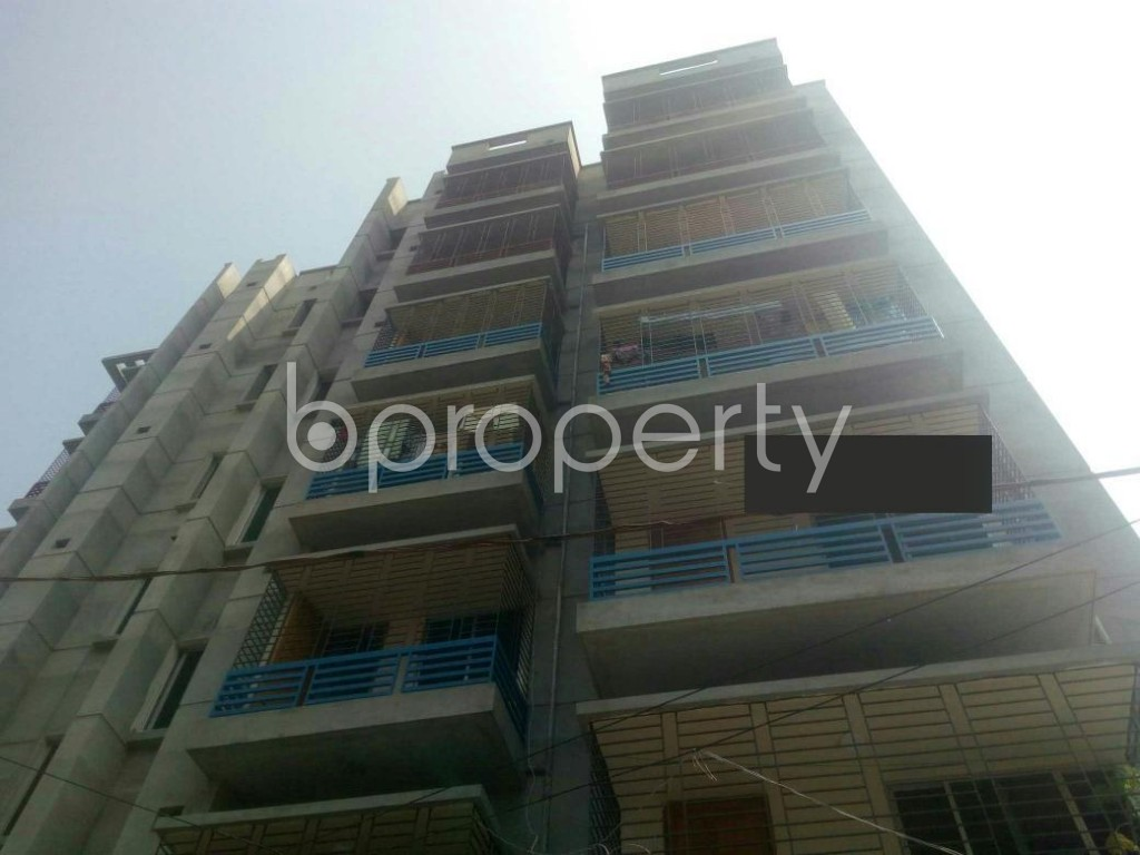 Front view - 2 Bed Apartment to Rent in Rampura, Dhaka - 1935590