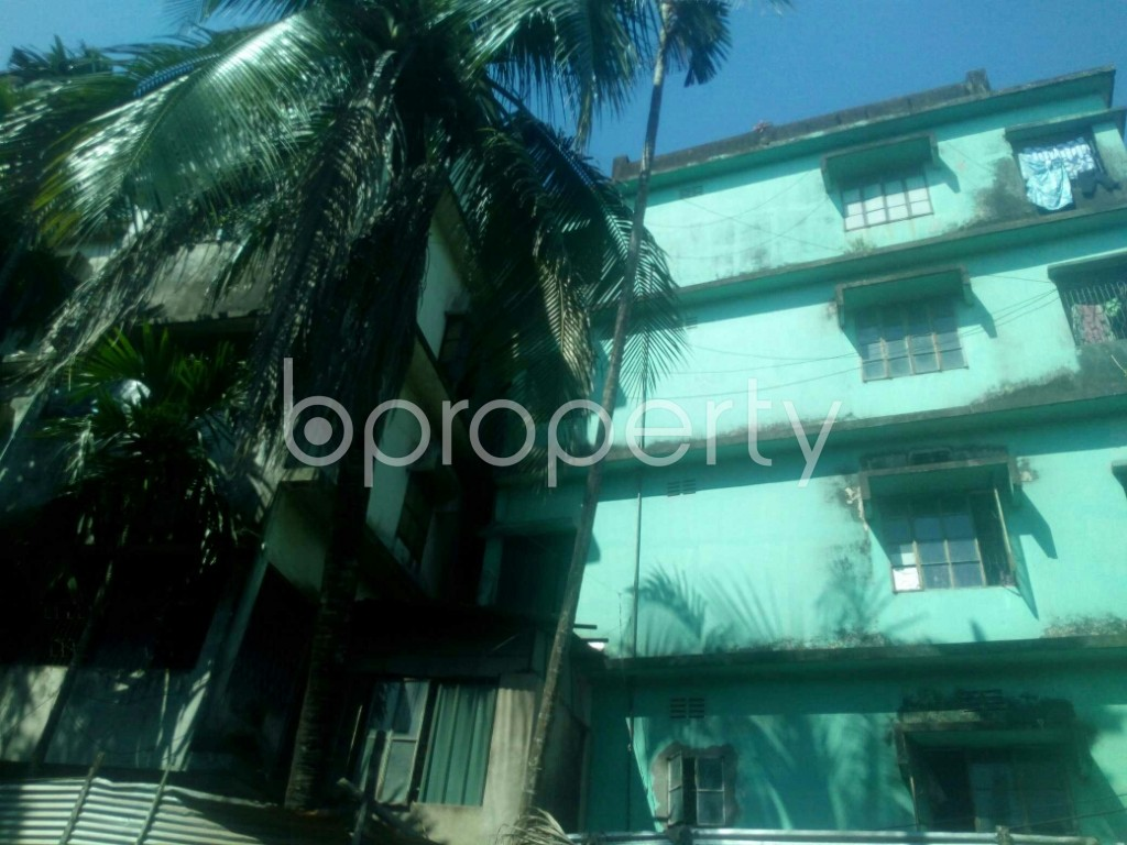 Outside view - 3 Bed Apartment to Rent in 4 No Chandgaon Ward, Chattogram - 1935600