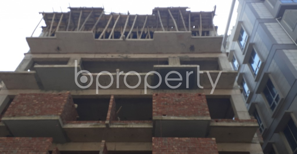 Outside view - 3 Bed Apartment for Sale in Adabor, Dhaka - 1935610