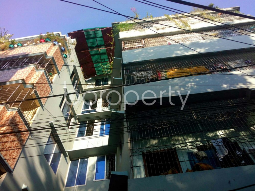 Front view - 3 Bed Apartment to Rent in East Nasirabad, Chattogram - 1935612
