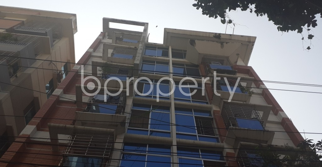Outside view - 3 Bed Apartment for Sale in Adabor, Dhaka - 1935615
