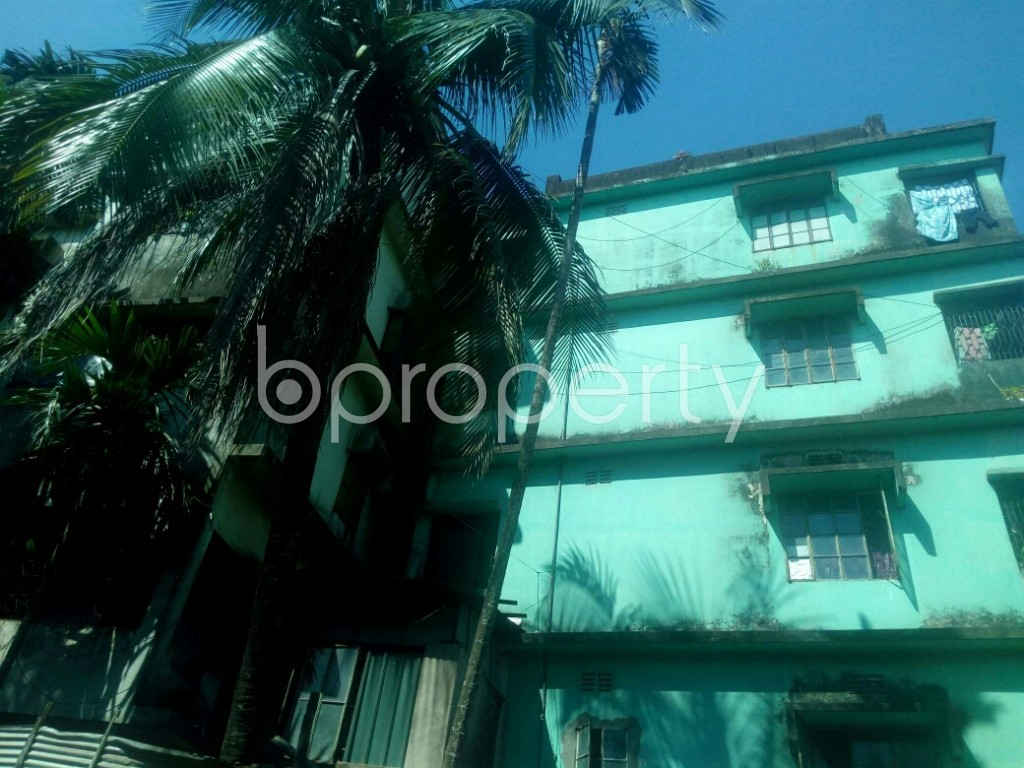 Outside view - 3 Bed Apartment to Rent in 4 No Chandgaon Ward, Chattogram - 1935616