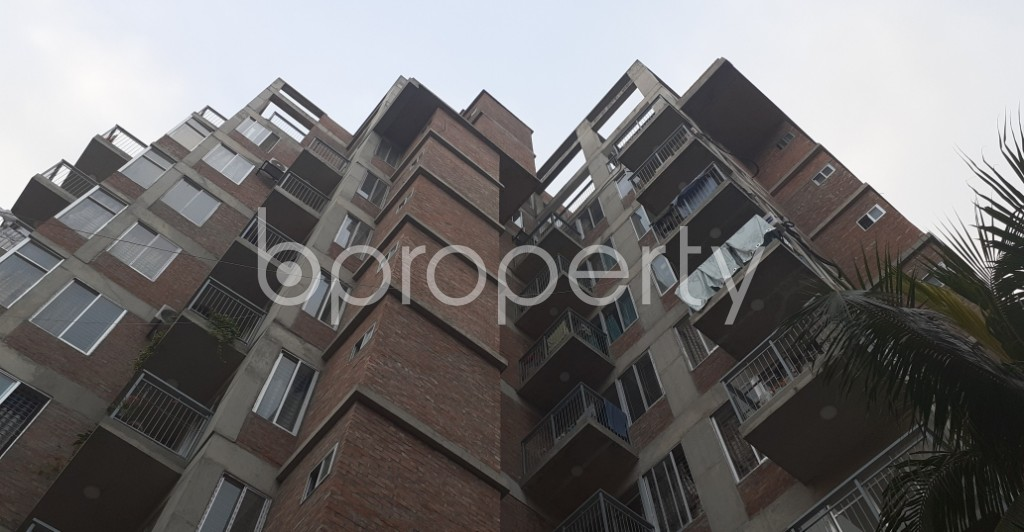Outside view - 3 Bed Apartment for Sale in Mirpur, Dhaka - 1935640