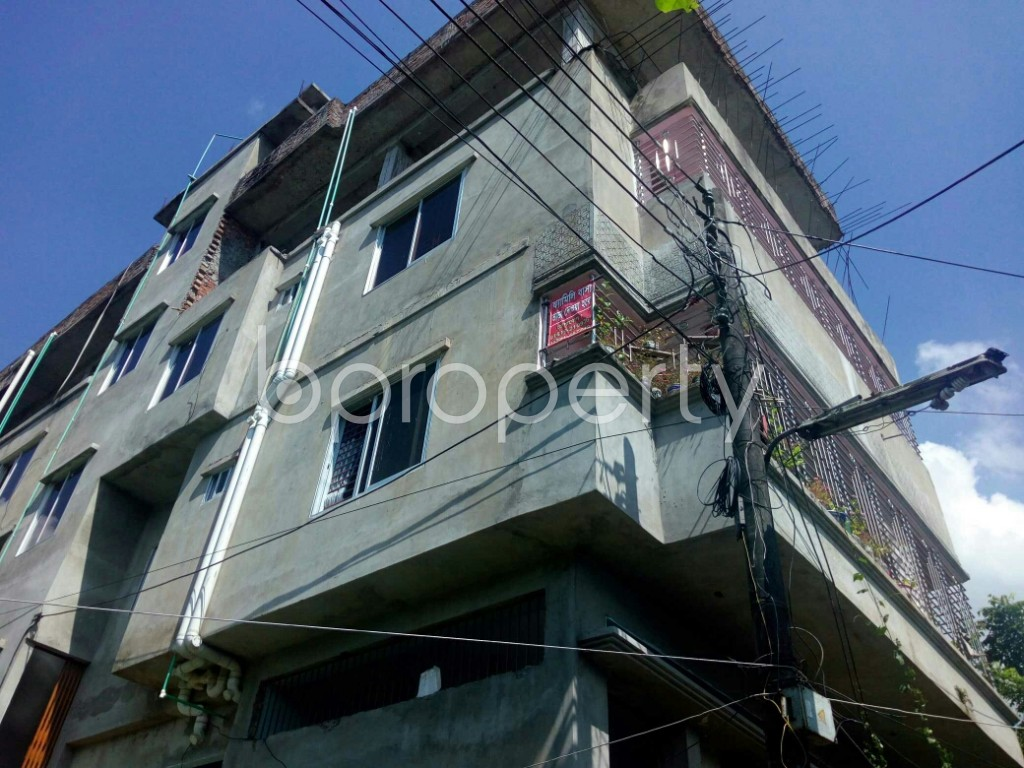 Outside view - 2 Bed Apartment to Rent in Bayazid, Chattogram - 1935645