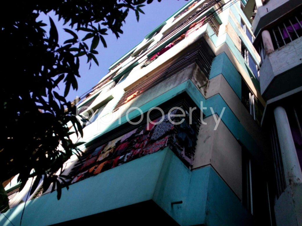 Outside view - 2 Bed Apartment to Rent in Bayazid, Chattogram - 1935646