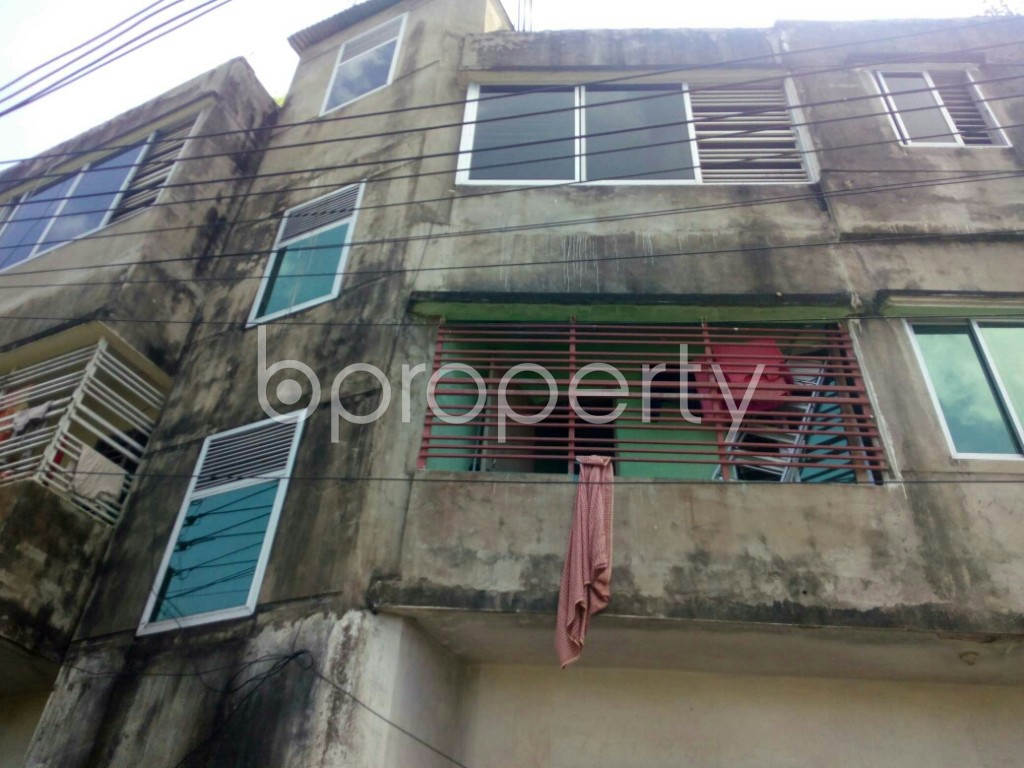 Outside view - 3 Bed Apartment to Rent in Bayazid, Chattogram - 1935669