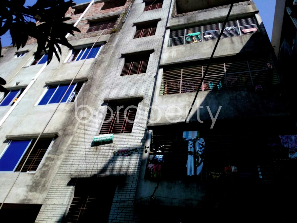 Outside view - 2 Bed Apartment to Rent in Bayazid, Chattogram - 1935717