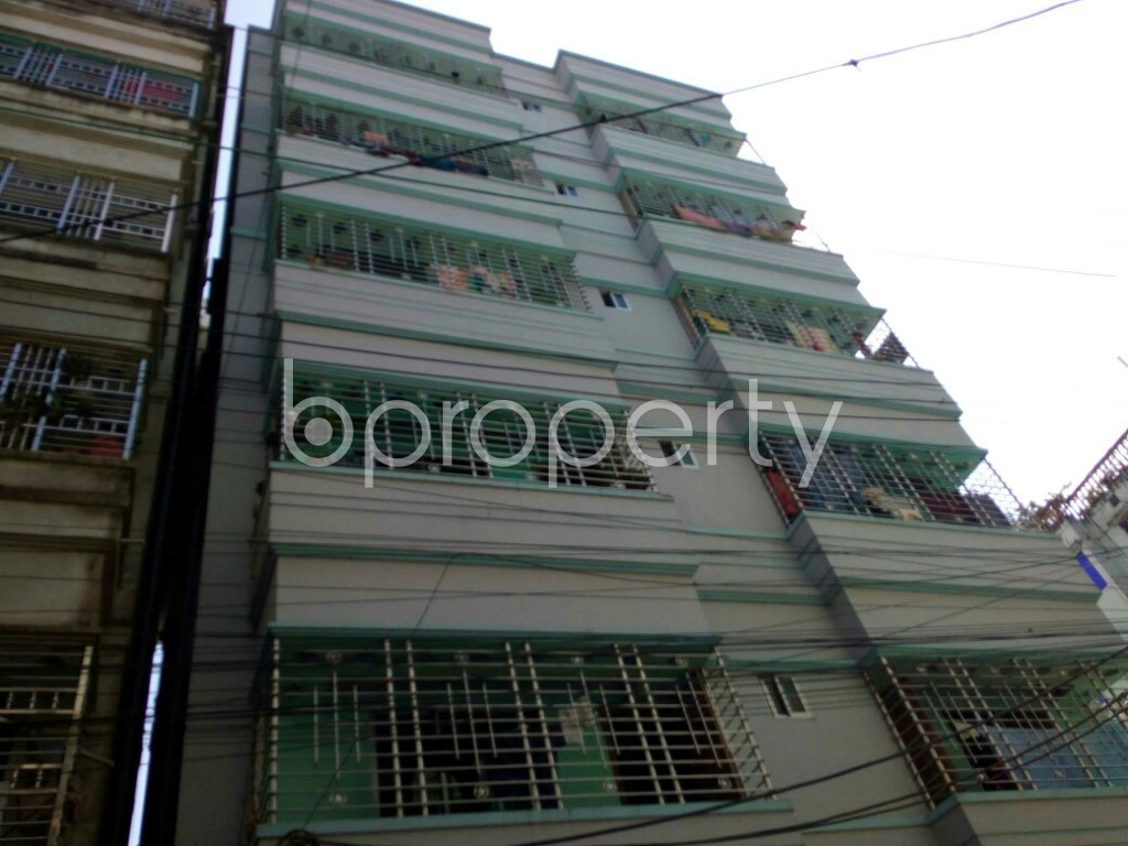 Outside view - 2 Bed Apartment to Rent in Bayazid, Chattogram - 1935726