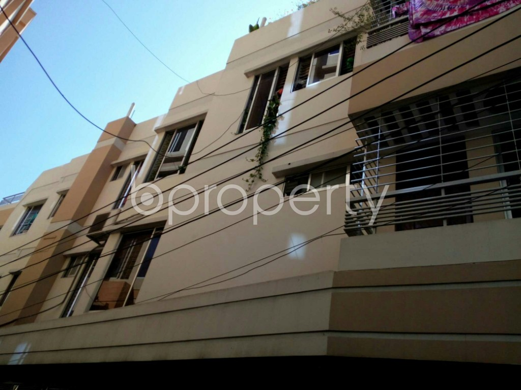 Outside view - 2 Bed Apartment to Rent in Bayazid, Chattogram - 1935729