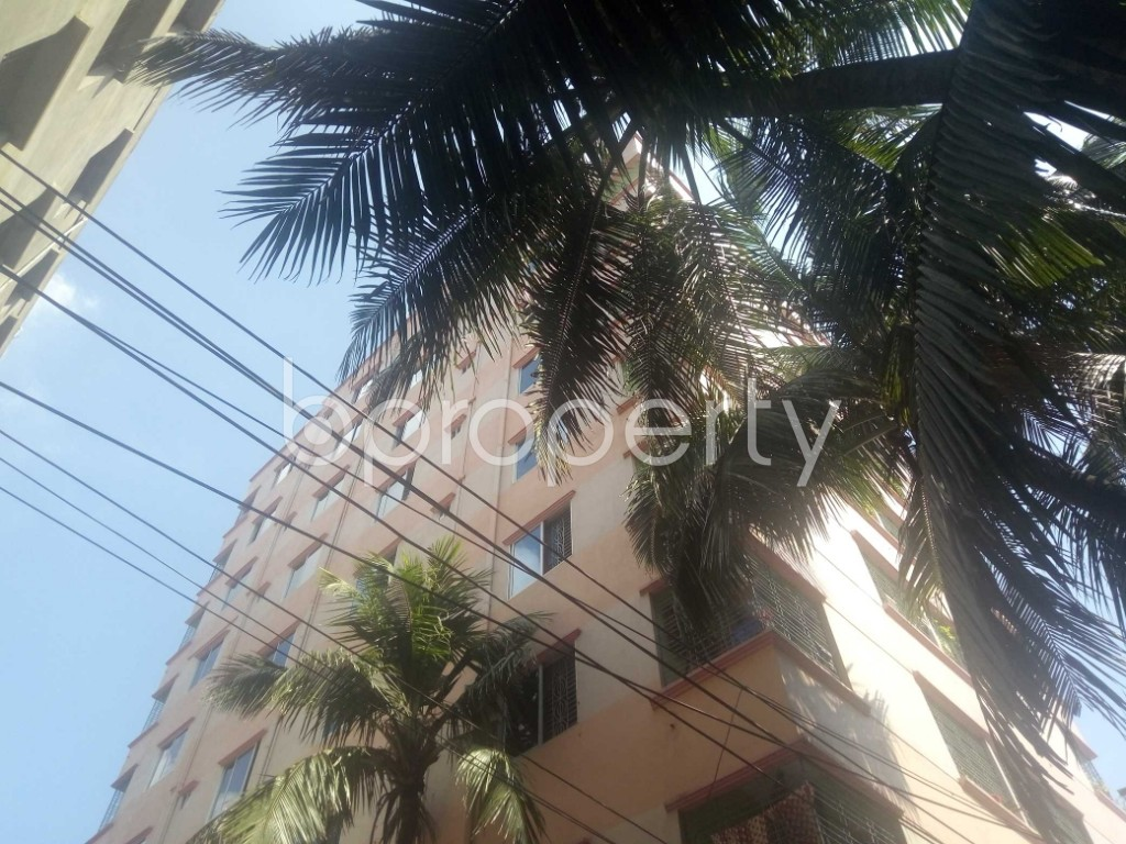 Front view - 2 Bed Apartment to Rent in Bakalia, Chattogram - 1935739
