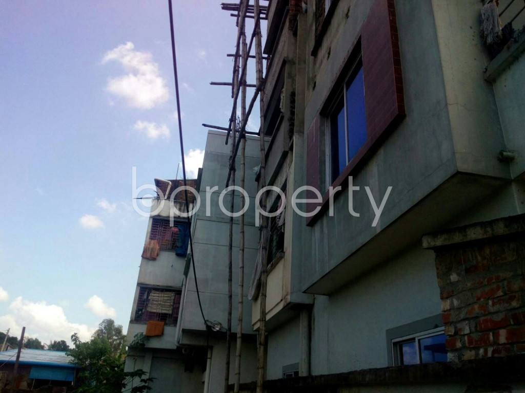 Outside view - 2 Bed Apartment to Rent in Bayazid, Chattogram - 1935744