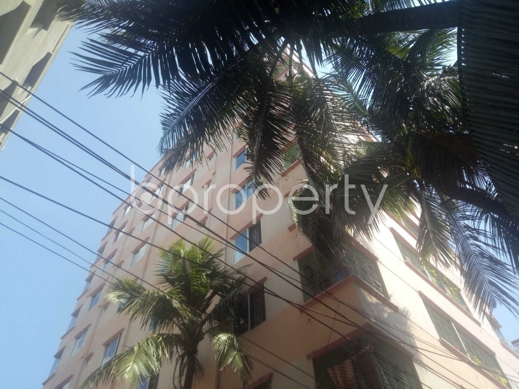Front view - 2 Bed Apartment to Rent in Bakalia, Chattogram - 1935743