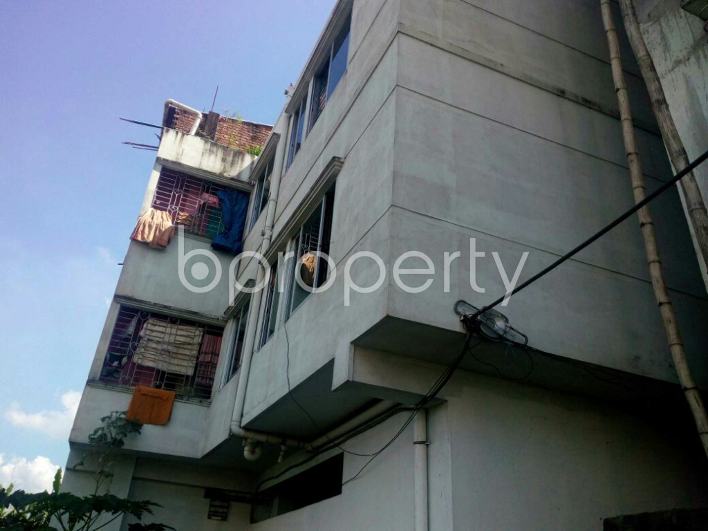 Outside view - 2 Bed Apartment to Rent in Bayazid, Chattogram - 1935748
