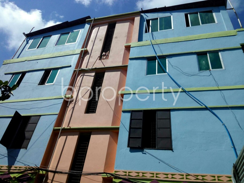 Outside view - 1 Bed Apartment to Rent in Bayazid, Chattogram - 1935751
