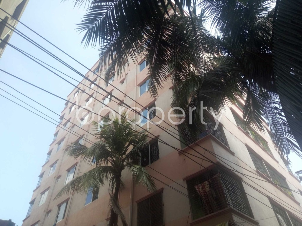 Front view - 2 Bed Apartment to Rent in Bakalia, Chattogram - 1935750