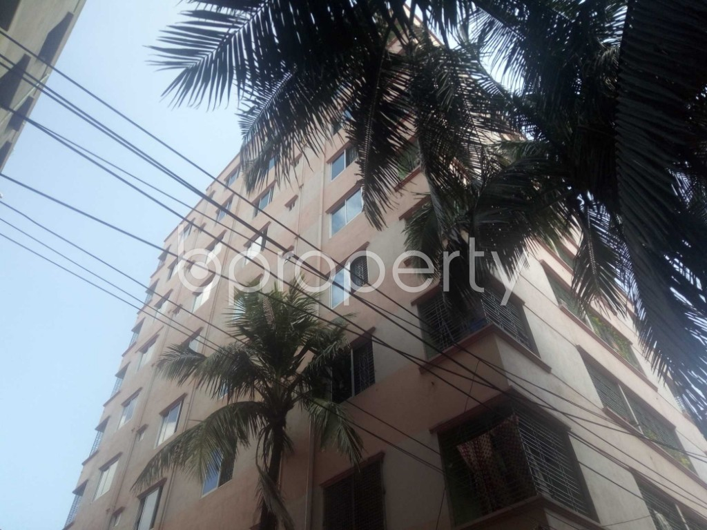 Front view - 2 Bed Apartment to Rent in Bakalia, Chattogram - 1935767