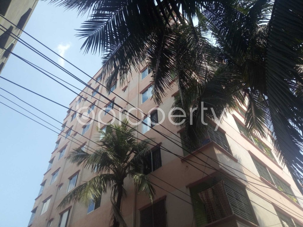 Front view - 2 Bed Apartment to Rent in Bakalia, Chattogram - 1935789
