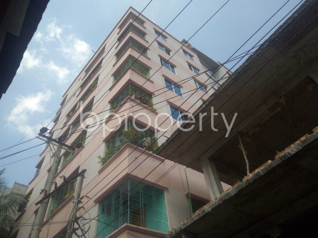 Front view - 2 Bed Apartment to Rent in Bakalia, Chattogram - 1935805