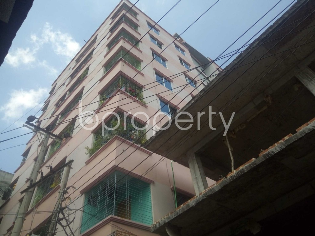 Front view - 2 Bed Apartment to Rent in Bakalia, Chattogram - 1935807