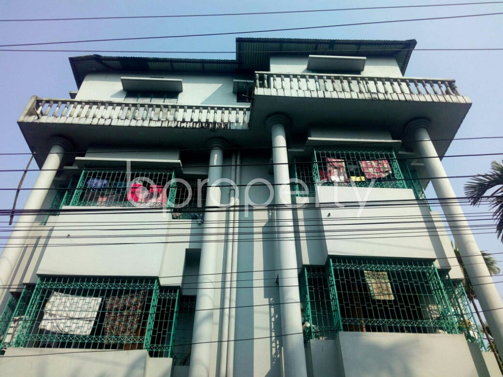 Outside view - 3 Bed Apartment to Rent in Debpara, Sylhet - 1935810
