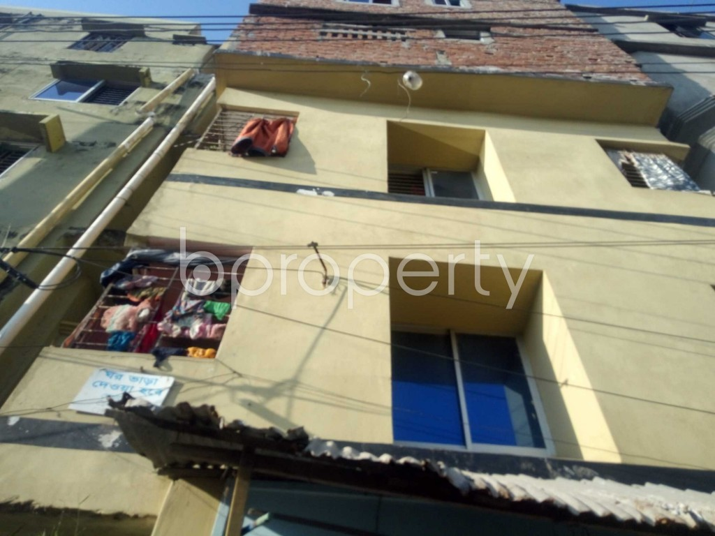Outside view - 1 Bed Apartment to Rent in Halishahar, Chattogram - 1935819