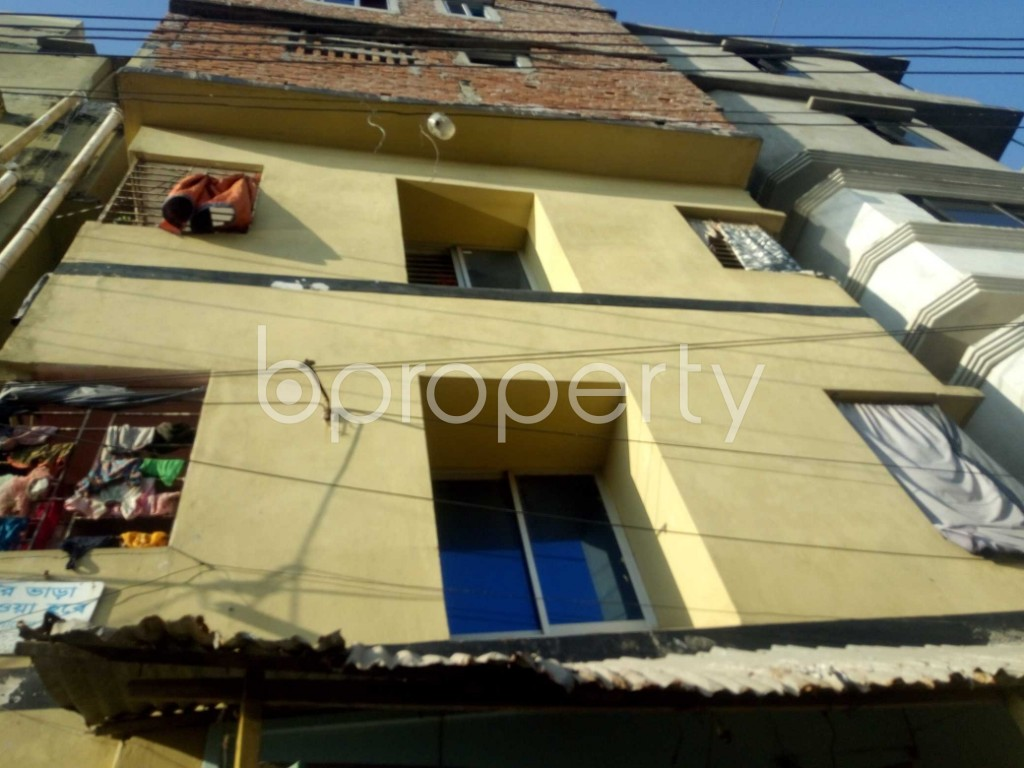 Outside view - 1 Bed Apartment to Rent in Halishahar, Chattogram - 1935820