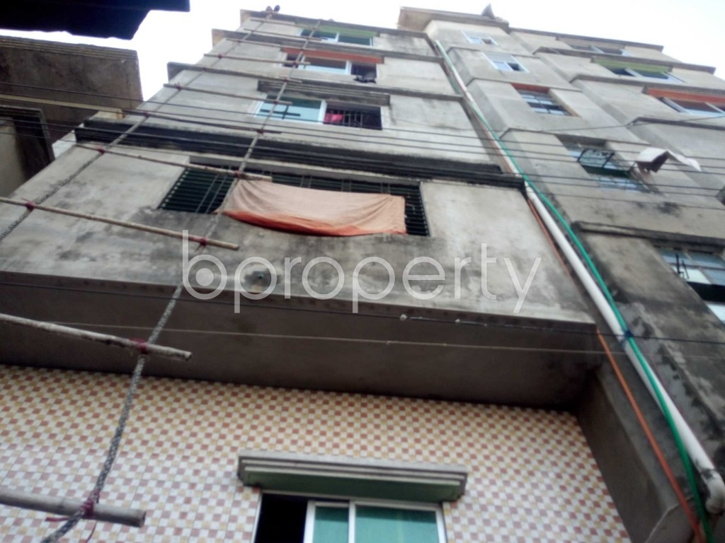 Outside view - 1 Bed Apartment to Rent in Halishahar, Chattogram - 1935821