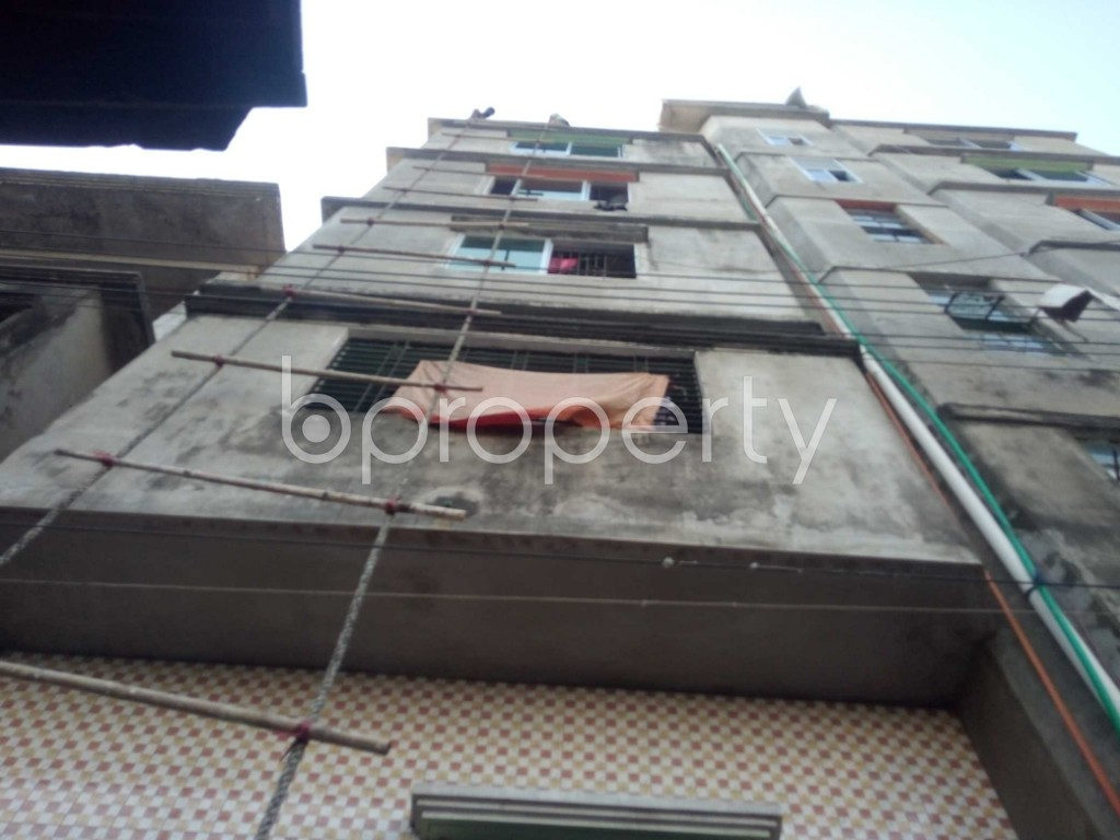 Outside view - 1 Bed Apartment to Rent in Halishahar, Chattogram - 1935825
