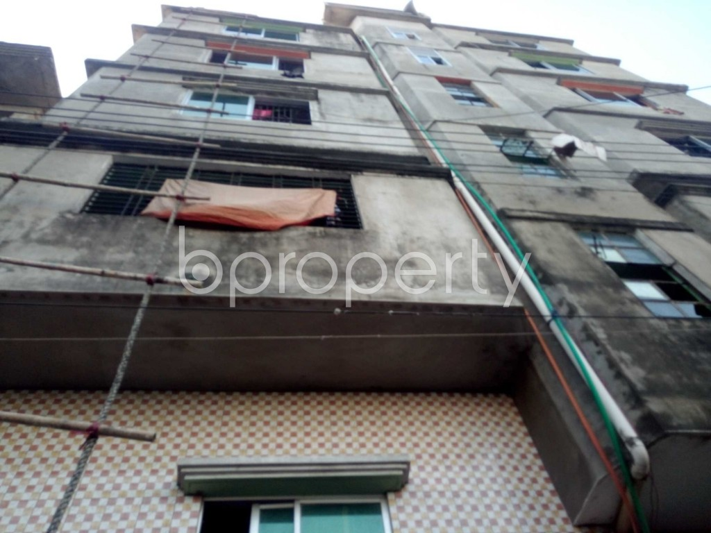 Outside view - 1 Bed Apartment to Rent in Halishahar, Chattogram - 1935822