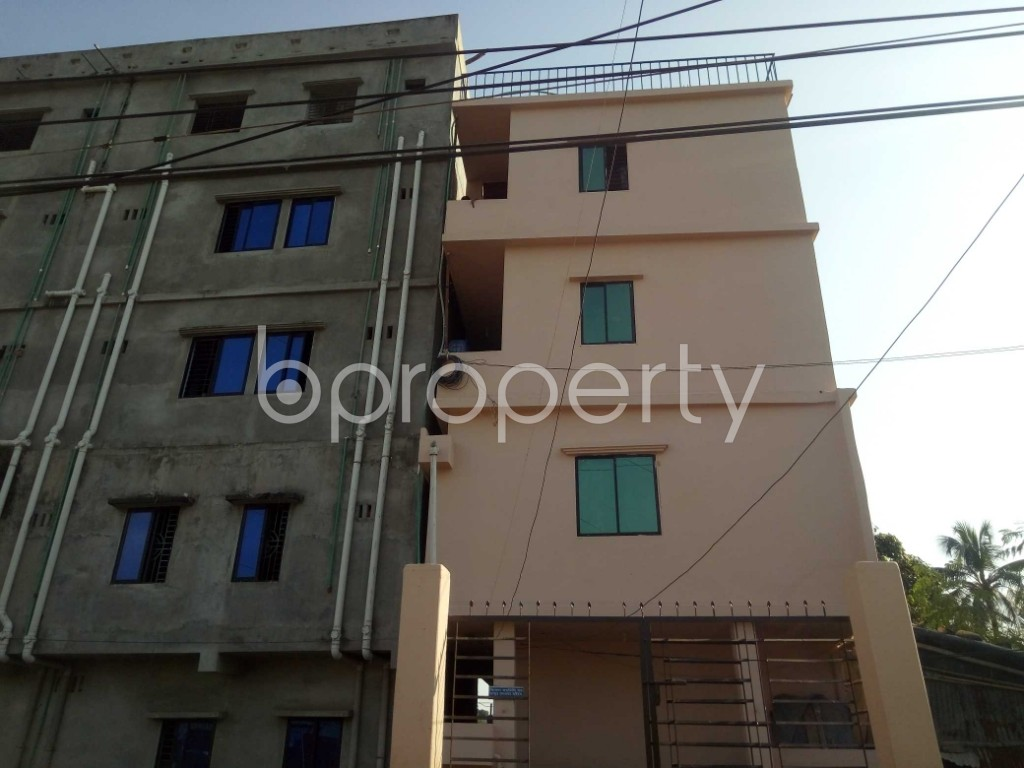 Outside view - 1 Bed Apartment to Rent in Halishahar, Chattogram - 1935871