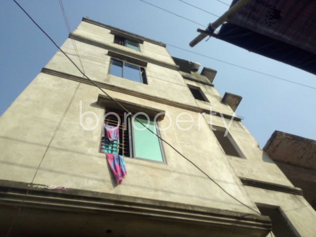 Outside view - 1 Bed Apartment to Rent in Halishahar, Chattogram - 1935873
