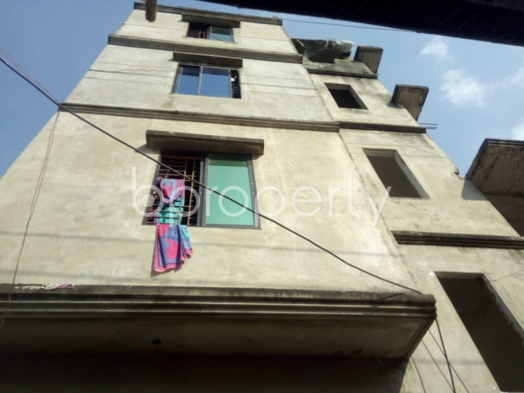Outside view - 1 Bed Apartment to Rent in Halishahar, Chattogram - 1935876
