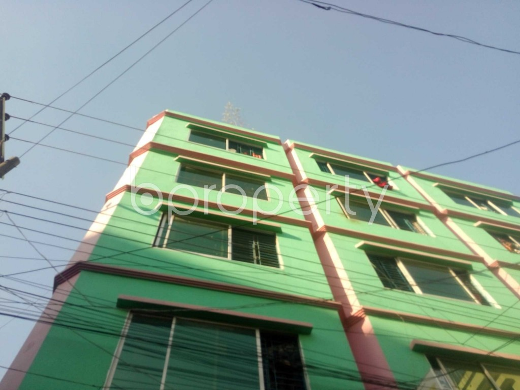 Outside view - 1 Bed Apartment to Rent in Patenga, Chattogram - 1935881
