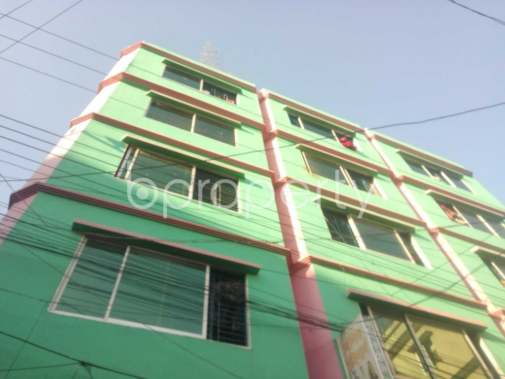 Outside view - 1 Bed Apartment to Rent in Patenga, Chattogram - 1935882
