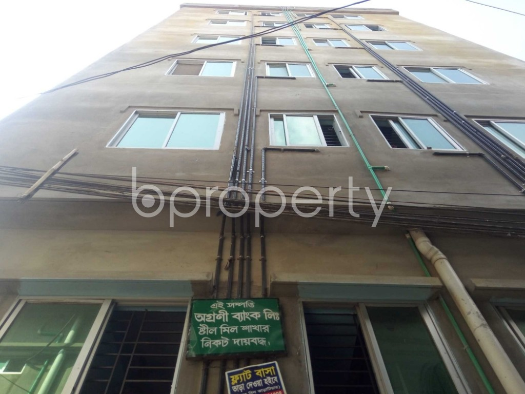 Outside view - 1 Bed Apartment to Rent in Patenga, Chattogram - 1935888