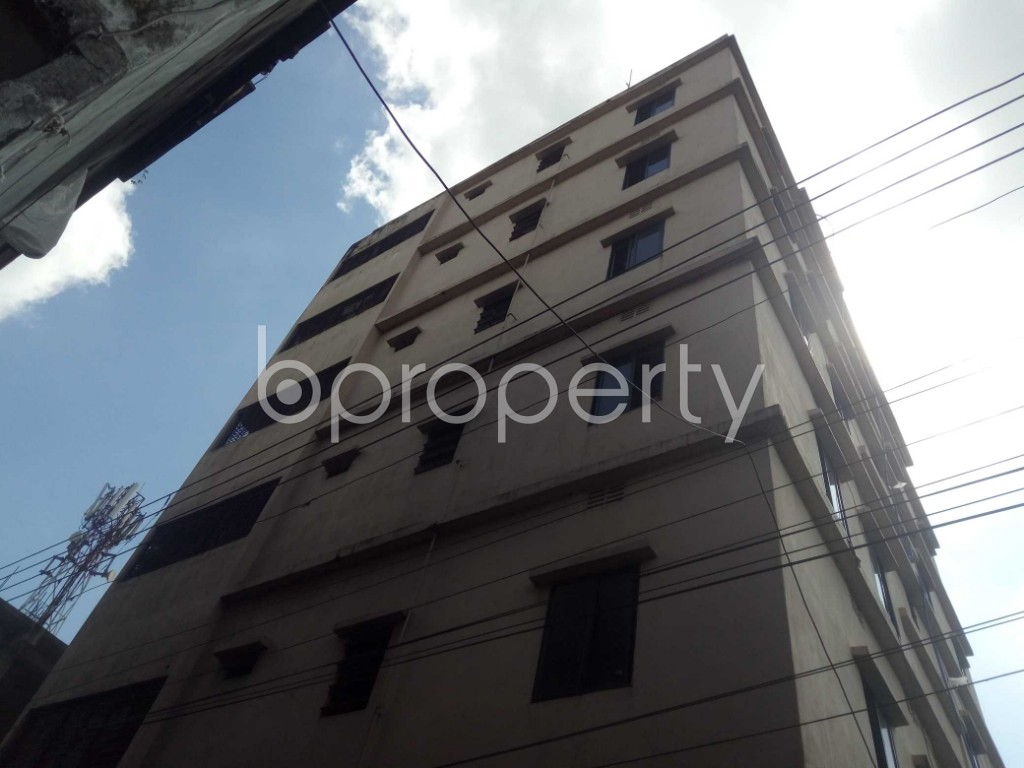 Front view - 2 Bed Apartment to Rent in Bakalia, Chattogram - 1935891