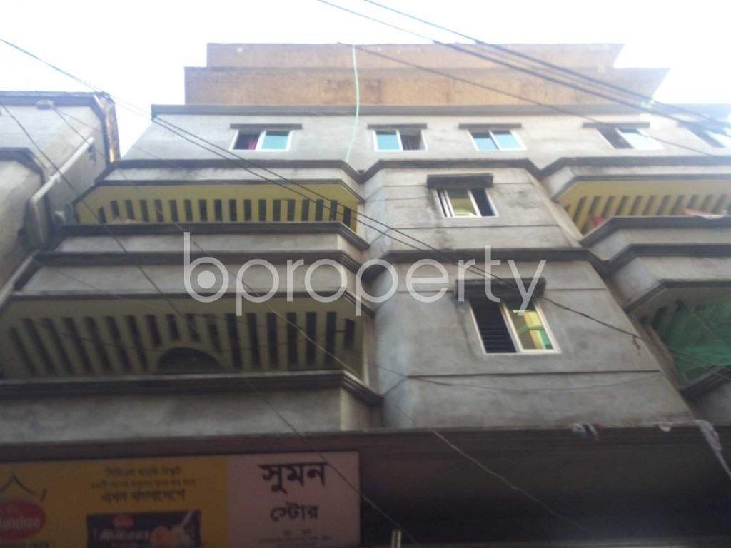 Outside view - 1 Bed Apartment to Rent in Halishahar, Chattogram - 1935892