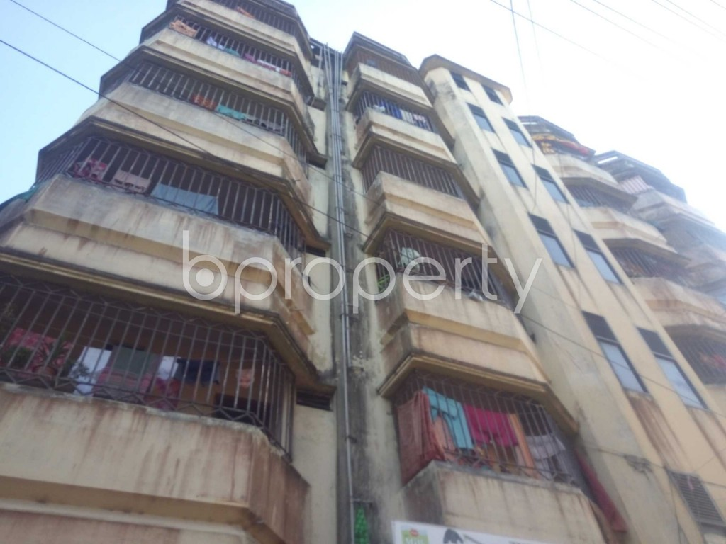 Outside view - 1 Bed Apartment to Rent in Halishahar, Chattogram - 1935897