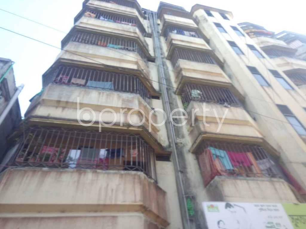 Outside view - 1 Bed Apartment to Rent in Halishahar, Chattogram - 1935894