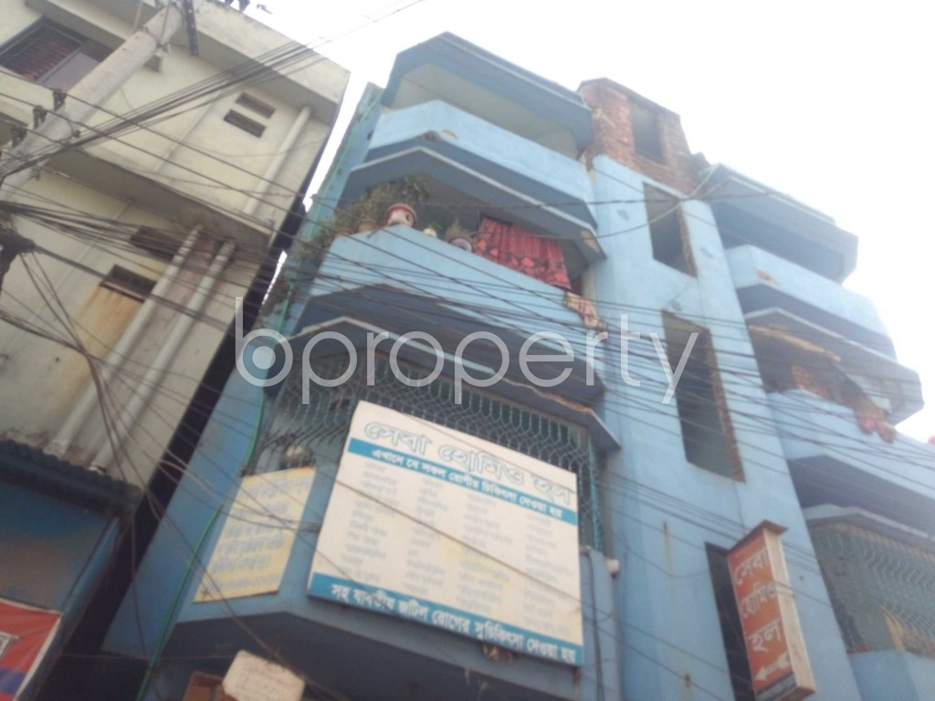 Outside view - 1 Bed Apartment to Rent in Halishahar, Chattogram - 1935898