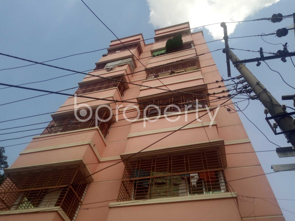 Front view - 2 Bed Apartment to Rent in Bakalia, Chattogram - 1935903