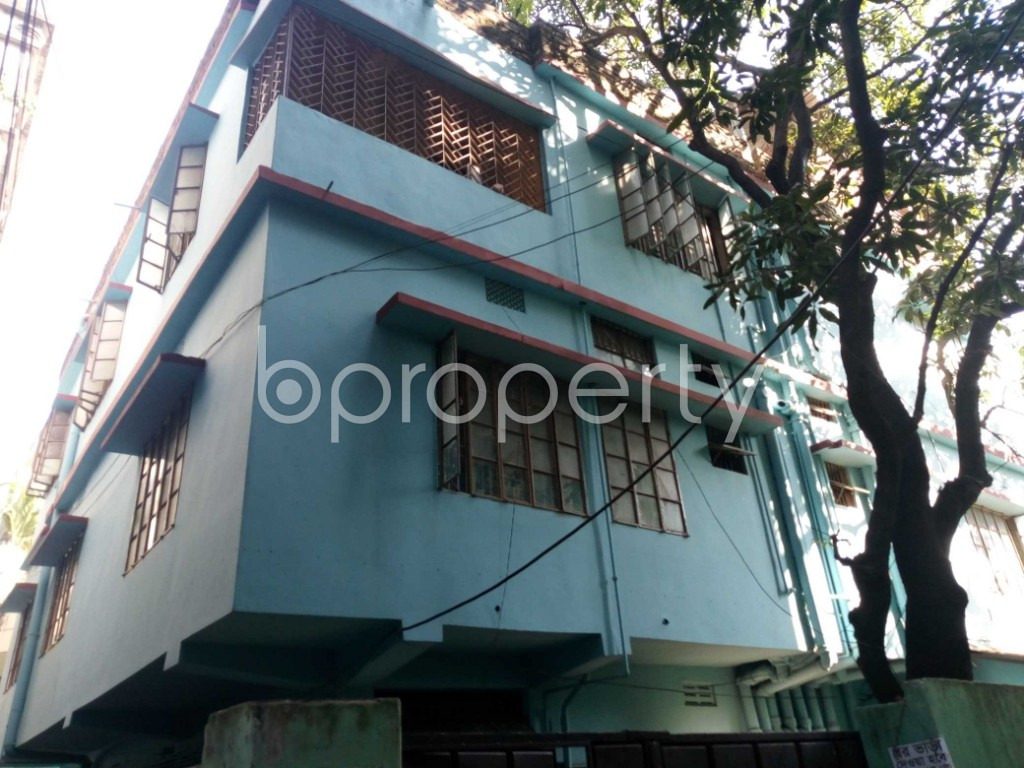 Front view - 2 Bed Apartment to Rent in Halishahar, Chattogram - 1935912